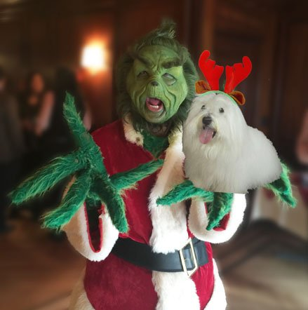 Oscar & The Grinch