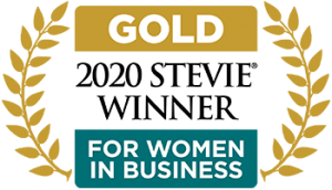 2020 Stevie Award Gold Winner
